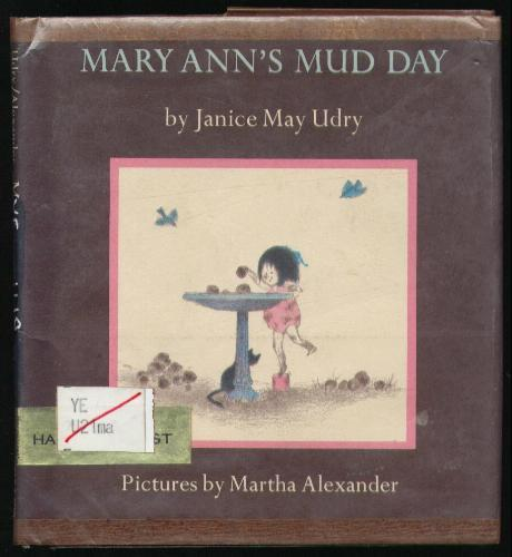 Mary Ann's Mud Day by Janice Udry