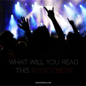 WHAT WILL YOU READ THIS ROCKTOBER_